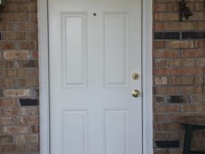 Stone New Entry Door