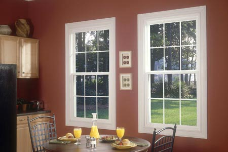 Cost of vinyl replacement windows for Best replacement windows for log homes