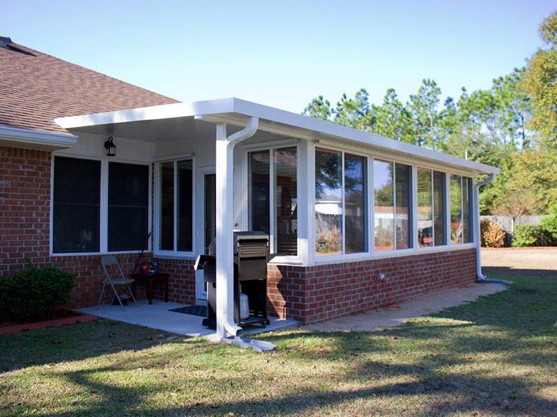 Pensacola Sunrooms Pensacola Patio Enclosures