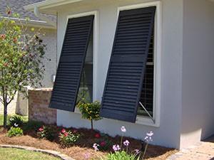 Storm Shutters Pensacola FL