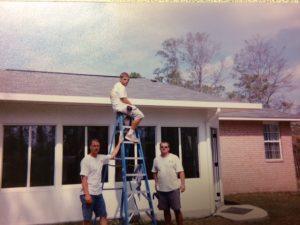 installation crew